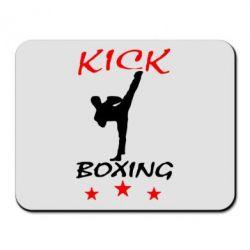 Коврик для мыши Kickboxing Fight - FatLine