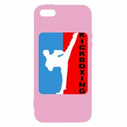 Чохол для iphone 5/5S/SE Kickboxing