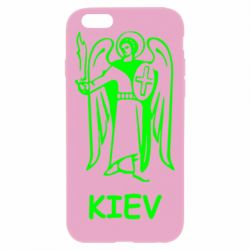 Чохол для iPhone 6 Plus/6S Plus Kiev - ангел