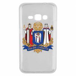Чехол для Samsung J1 2016 Киев большой герб 1995