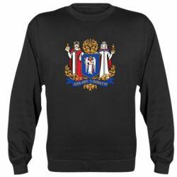 Реглан (свитшот) Киев большой герб 1995