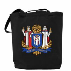 Сумка Киев большой герб 1995