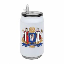Термобанка 350ml Киев большой герб 1995