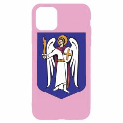 Чехол для iPhone 11 Pro Max Kiev small coat of arms 1995