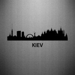 Наклейка KIEV - FatLine
