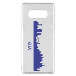 Чехол для Samsung Note 8 KIEV - FatLine