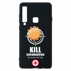 Чохол для Samsung A9 2018 Kill coronavirus the doctor will help