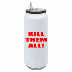 Термобанка 500ml Kill them all!