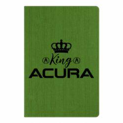 Блокнот А5 King acura