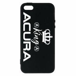 Чохол для iphone 5/5S/SE King acura