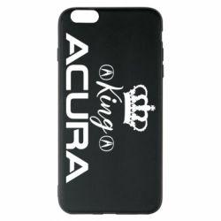 Чохол для iPhone 6 Plus/6S Plus King acura