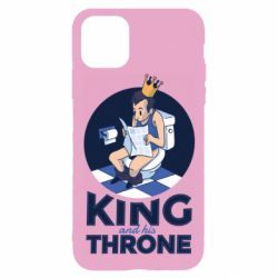 Чохол для iPhone 11 Pro King and his throne