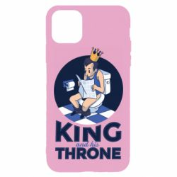 Чохол для iPhone 11 Pro Max King and his throne