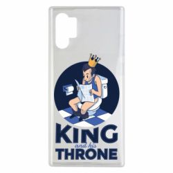 Чохол для Samsung Note 10 Plus King and his throne