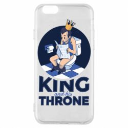 Чохол для iPhone 6/6S King and his throne