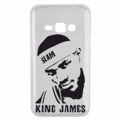 Чехол для Samsung J1 2016 King James - FatLine