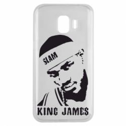 Чехол для Samsung J2 2018 King James - FatLine