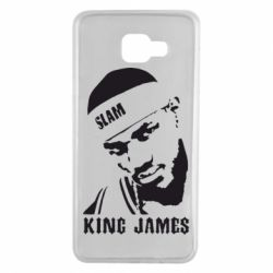 Чехол для Samsung A7 2016 King James - FatLine