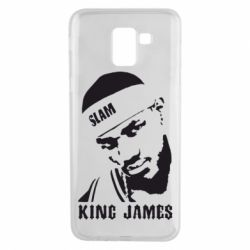 Чехол для Samsung J6 King James - FatLine