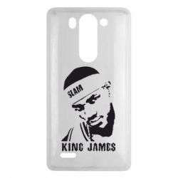 Чехол для LG G3 mini/G3s King James - FatLine