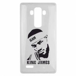 Чехол для LG G4 King James - FatLine