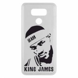 Чехол для LG G6 King James - FatLine