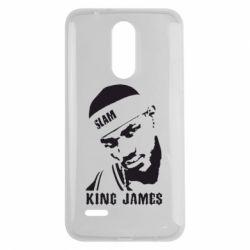 Чехол для LG K7 2017 King James - FatLine