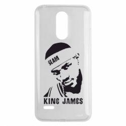 Чехол для LG K8 2017 King James - FatLine