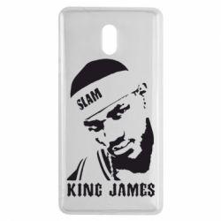 Чехол для Nokia 3 King James - FatLine