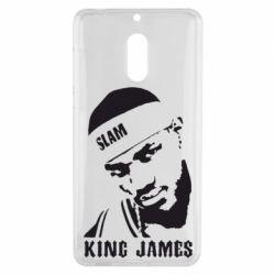 Чехол для Nokia 6 King James - FatLine