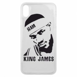 Чехол для iPhone Xs Max King James - FatLine