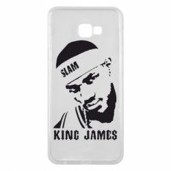Чехол для Samsung J4 Plus 2018 King James - FatLine
