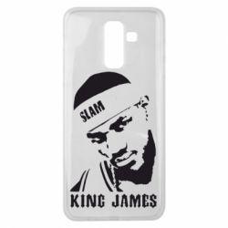 Чехол для Samsung J8 2018 King James - FatLine