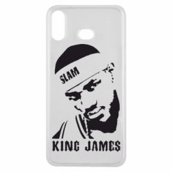 Чехол для Samsung A6s King James - FatLine