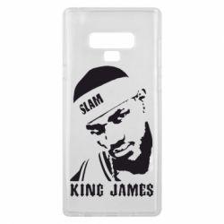 Чехол для Samsung Note 9 King James - FatLine