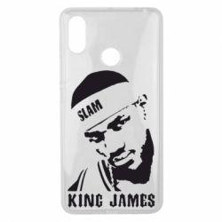 Чехол для Xiaomi Mi Max 3 King James - FatLine