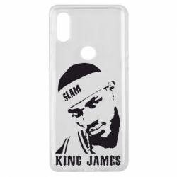 Чехол для Xiaomi Mi Mix 3 King James - FatLine