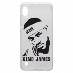 Чехол для Samsung A10 King James