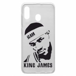 Чехол для Samsung A20 King James