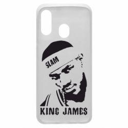 Чехол для Samsung A40 King James