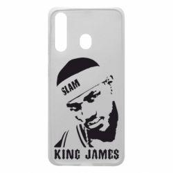 Чохол для Samsung A60 King James