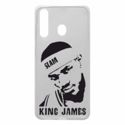 Чехол для Samsung A60 King James