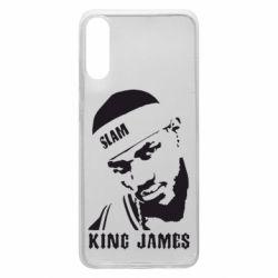 Чохол для Samsung A70 King James