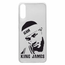Чехол для Samsung A70 King James