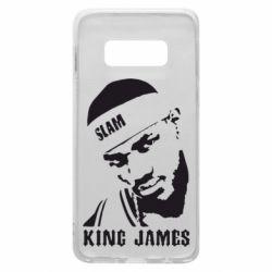 Чехол для Samsung S10e King James