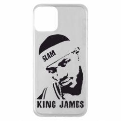 Чехол для iPhone 11 King James