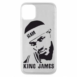Чохол для iPhone 11 Pro King James