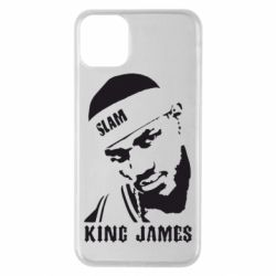 Чохол для iPhone 11 Pro Max King James