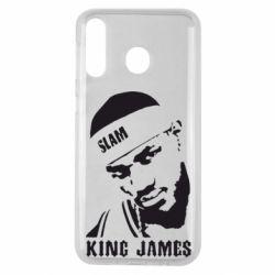 Чехол для Samsung M30 King James