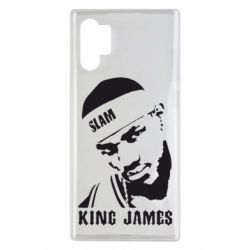 Чохол для Samsung Note 10 Plus King James